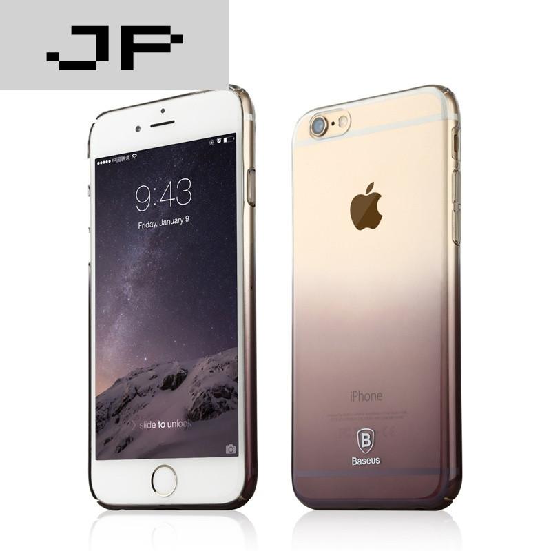 JP品牌超薄iphone6splus手机壳苹果6puls正品iphone4s潮流图片