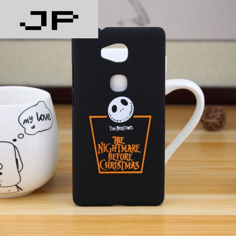 JP潮流品牌华为荣耀5x手机壳kiw-al10保护套磨