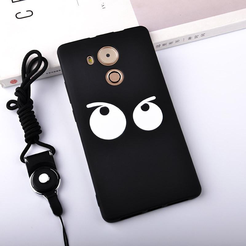 迈特mate8手机壳可爱华为搞笑的电击图片8保护套mat8手机m图片
