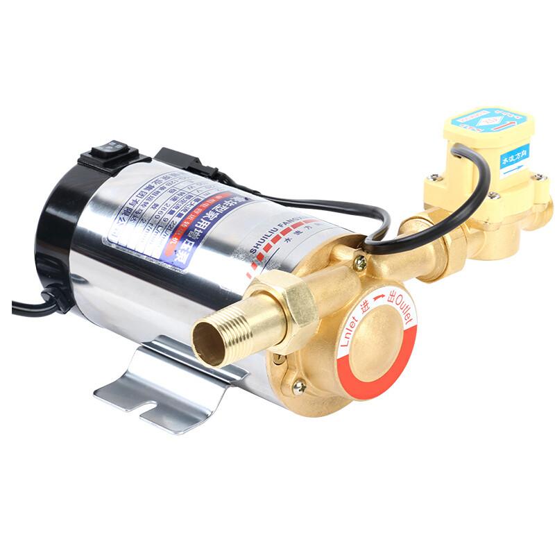 家用自动增压泵热水器增压水泵全自动自来水加压泵_4 自动增压泵100w