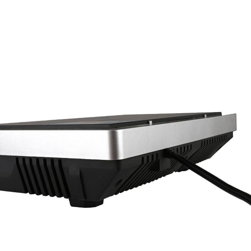 古达3800w大功率电磁炉商用酒店家用电磁炉煲汤炉3800w_1高清实拍图