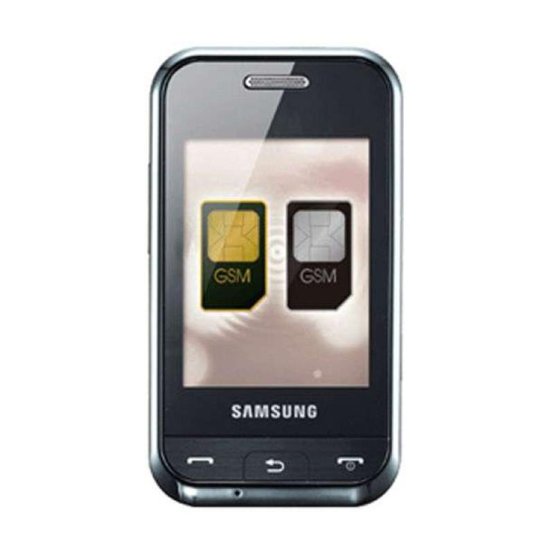 八哥价:SAMSUNG 三星 E2652W 手机(双卡双待、Wifi)
