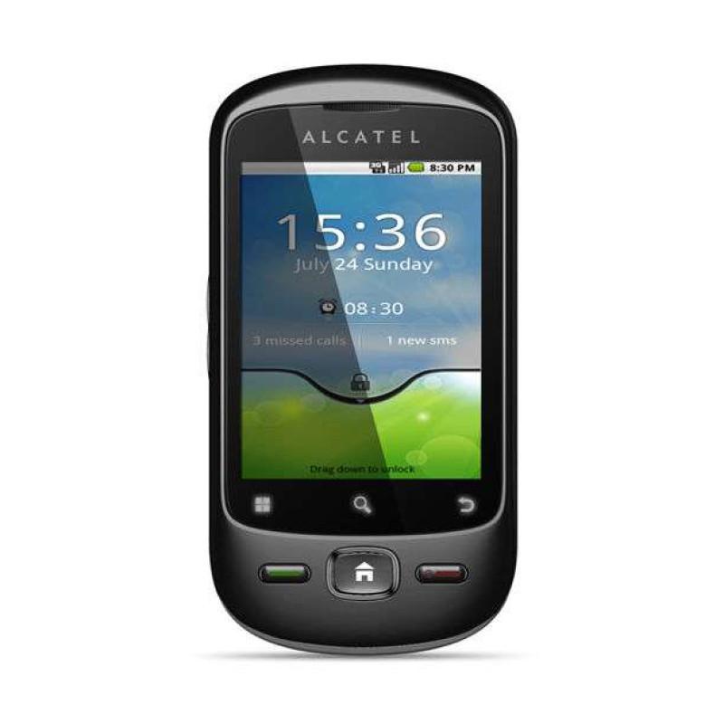 白菜党:ALCATEL 阿尔卡特 OT-906 智能手机(Android2.2、GPS)