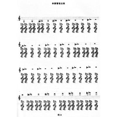 【桃李园图书】单簧管入门【报价