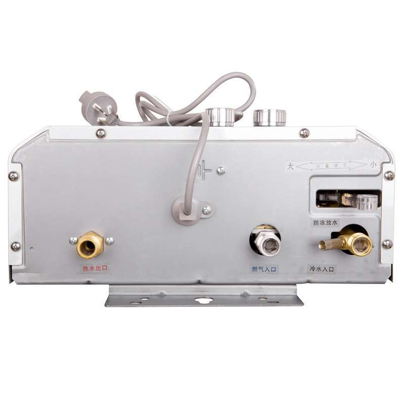 光芒燃气热水器内部结构
