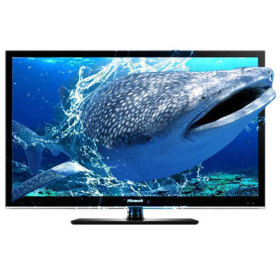 Hisense 海信 LED42K320DX3D 42英寸 3D智能网络LED液晶电视 2998元(券后2898元包邮)