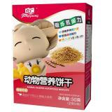 方广宝宝营养磨牙饼(动物饼干)50g