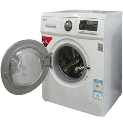 LG WD-A12411D 8公斤滚筒洗衣机(DD变频/烘干)3899元(每满1000-100 即3599元包邮)