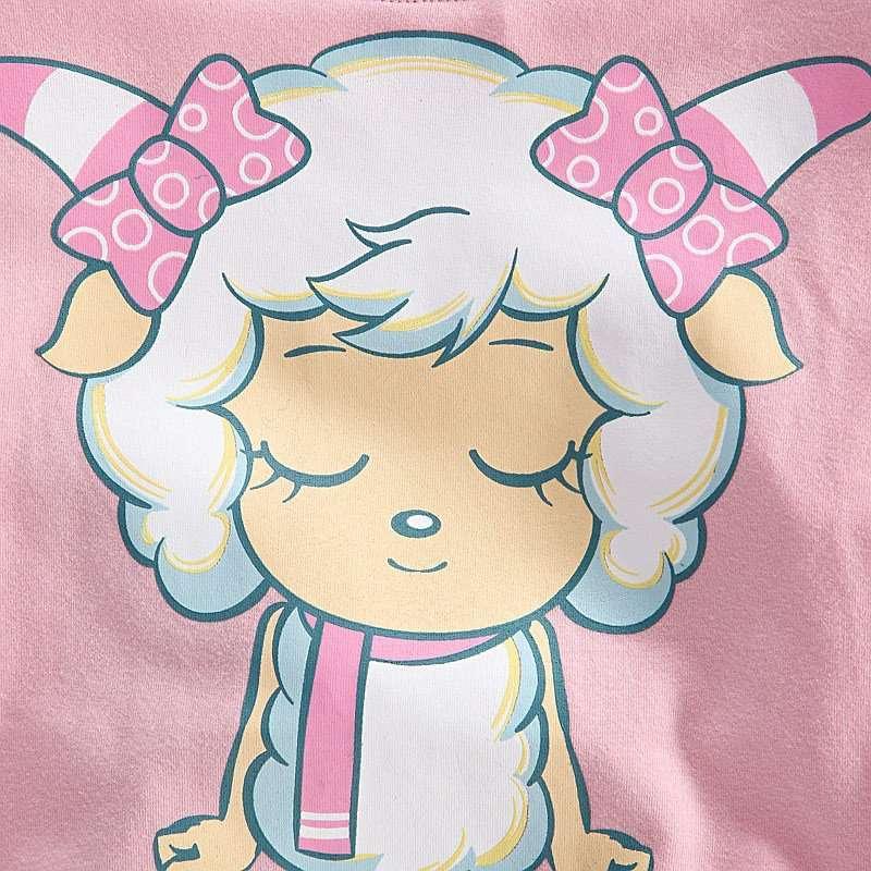 vancl凡客诚品 美羊羊短袖t恤a5(女童)(140-170)