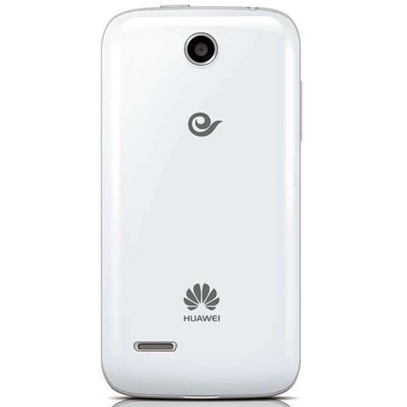 华为手机c8812e(白色)