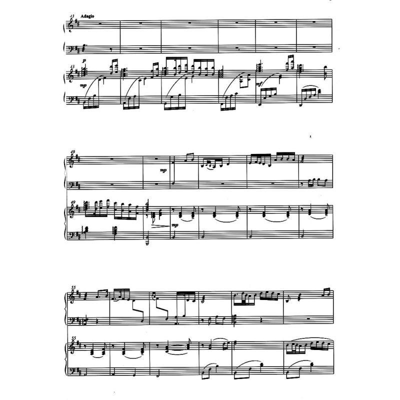 何占豪古筝独奏·重奏·合奏曲选集