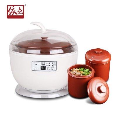 依立紫砂炖盅苹果炖¥169