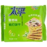 太平 梳打餅幹(香蔥口味)100g/袋