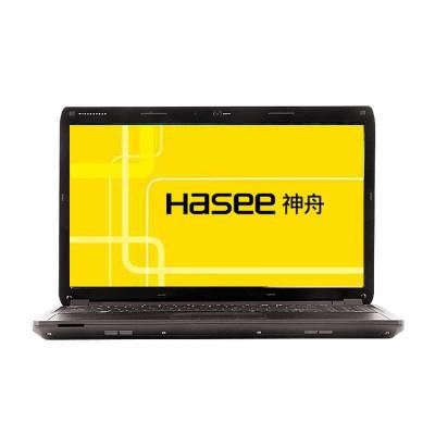 神舟 HASEE K580S-I7 D0 精盾  15.6寸笔记本电脑 3699元包邮