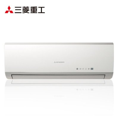 三菱重工SRKMB35DSAW 定速1.5P冷暖挂机空调3499元