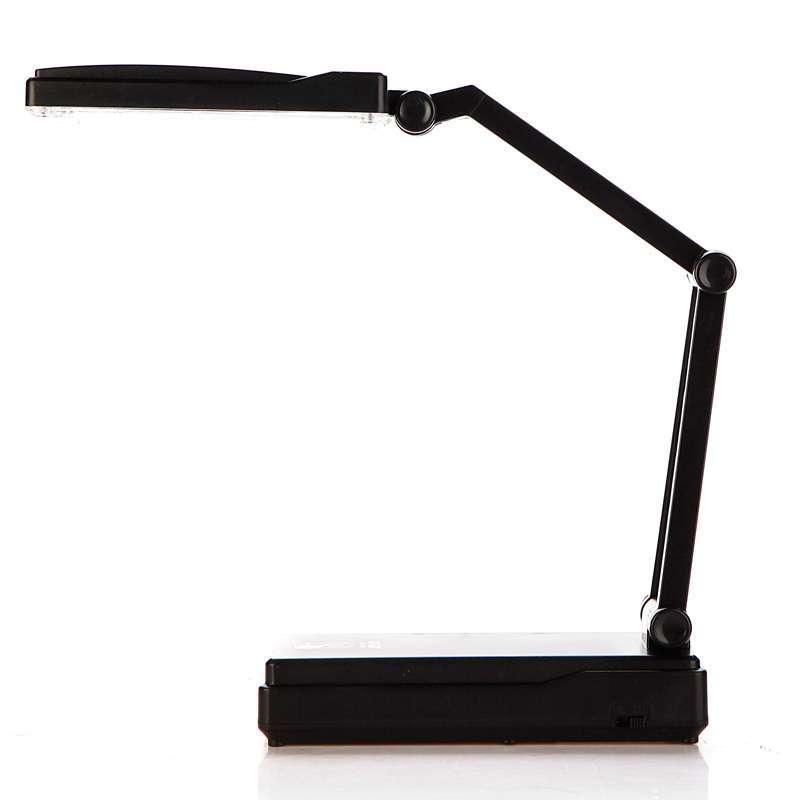 久量led折叠式触摸充电台灯黑色led-658b