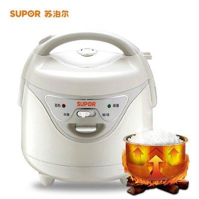 苏泊尔电饭煲CFXB16YA3-36白¥99