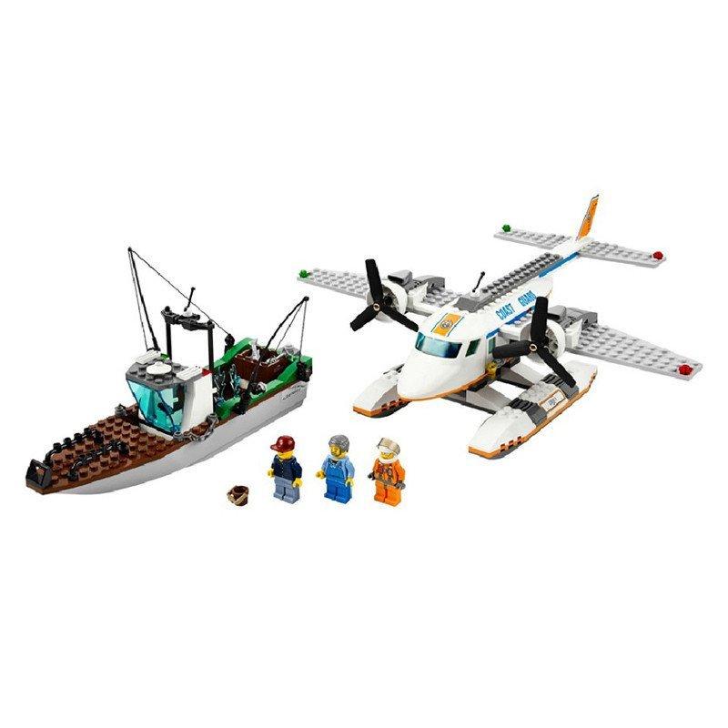 乐高 海岸警卫队飞机 l60015