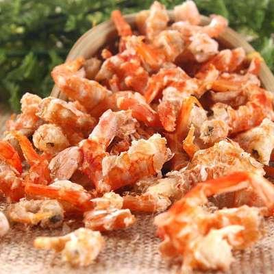 绿帝 虾仁200g/袋 海鲜干货 顶级金钩海米野生虾仁干