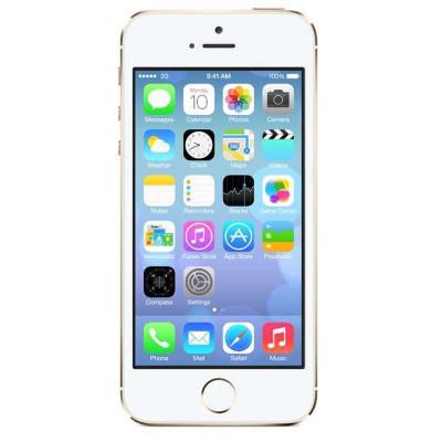 苹果 手机 iPhone5S (16GB) (金) ¥4988