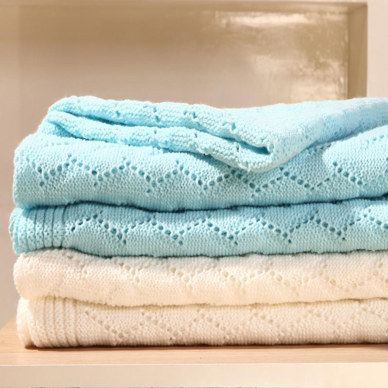 南通瑞景针织毯子