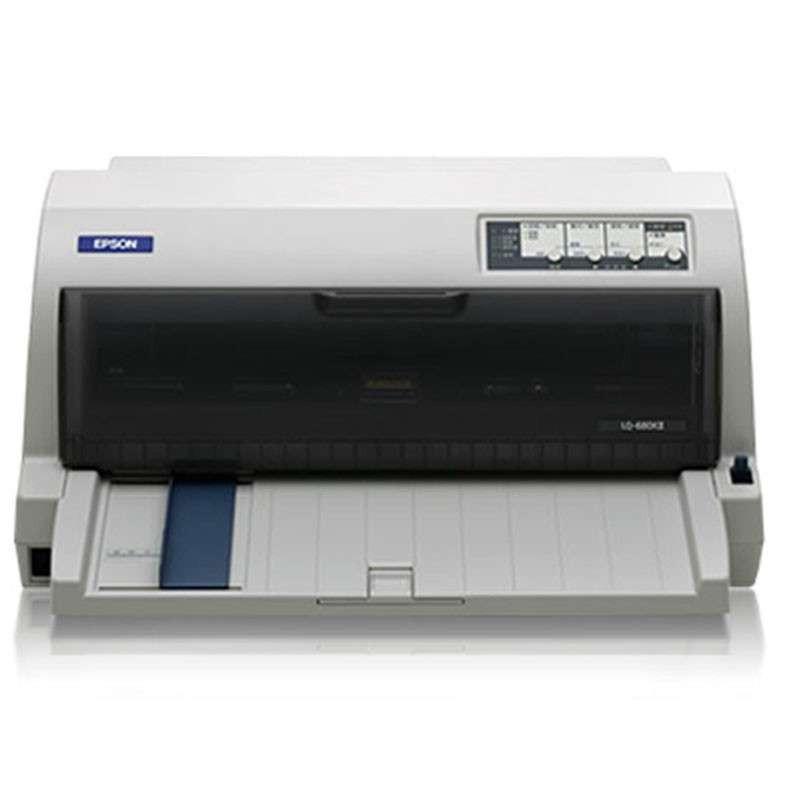 平推式打印机_OKI5200F针式打印机80列平推式打印机