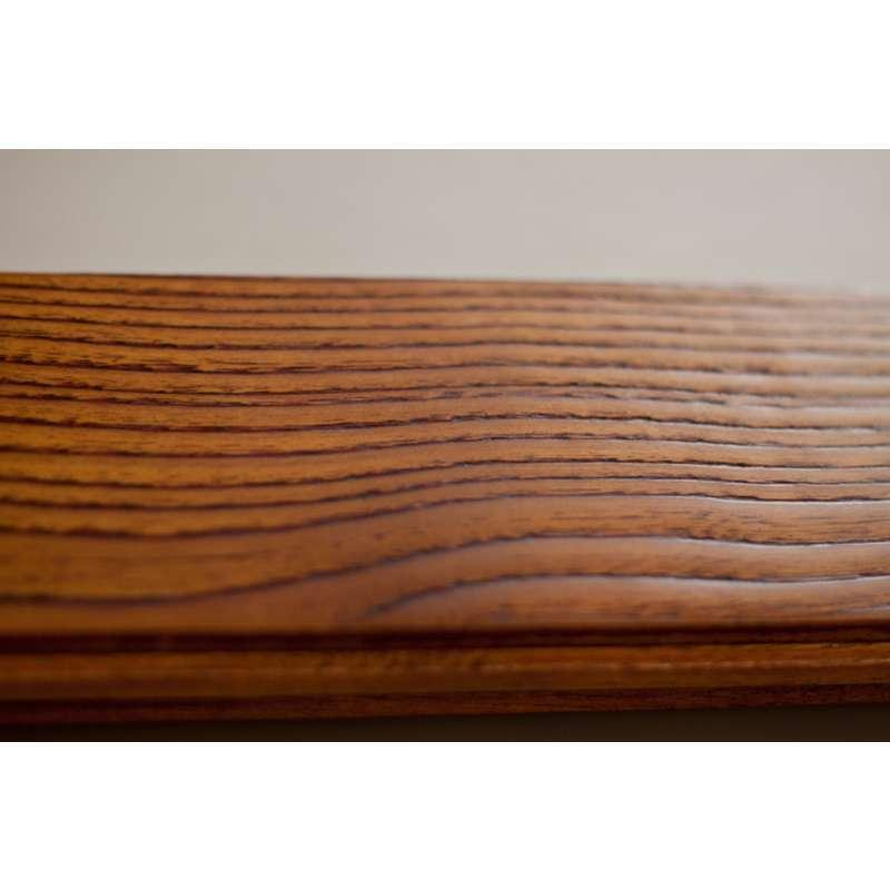 高档纯实木地板18mm 仿古拉丝