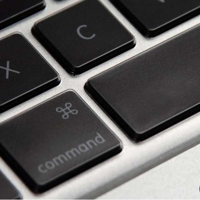苹果键盘膜 笔记本电脑超薄