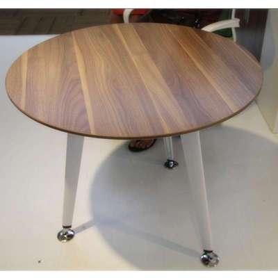 好环境办公家具 直销现代简约时尚办公圆台 公司圆形接待桌 小会议桌