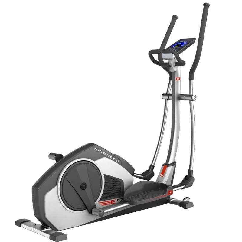 【力动运动健身】力动家用静音电磁控椭圆机漫步机车