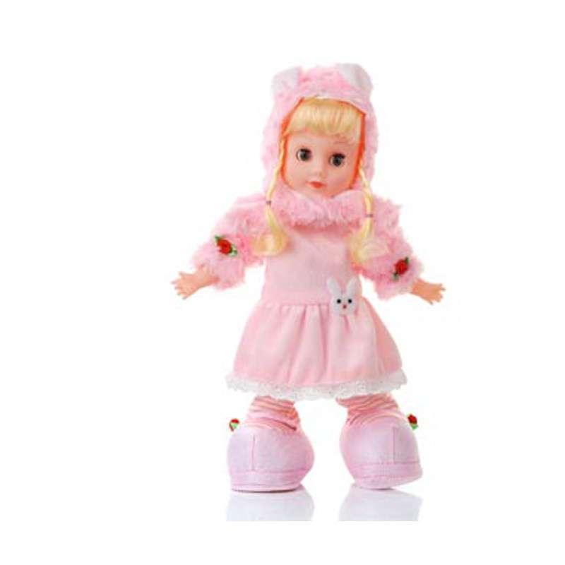 喜之宝 可对话智能娃娃 儿童玩具 益智早教故事机 会说话会走路的洋