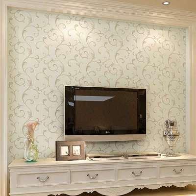 3d欧式卧室床头背景墙纸