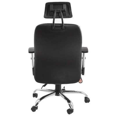 柜品世家 家用转椅时尚办公椅 电脑椅 皮艺椅子 皮椅头枕设计hbyxa04e