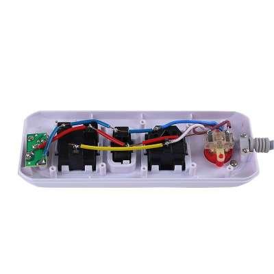美利浦电源插座接线板 插线板 拖线板排插 3位3m aq-520