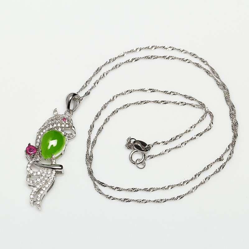 鹦鹉珠宝手绘图