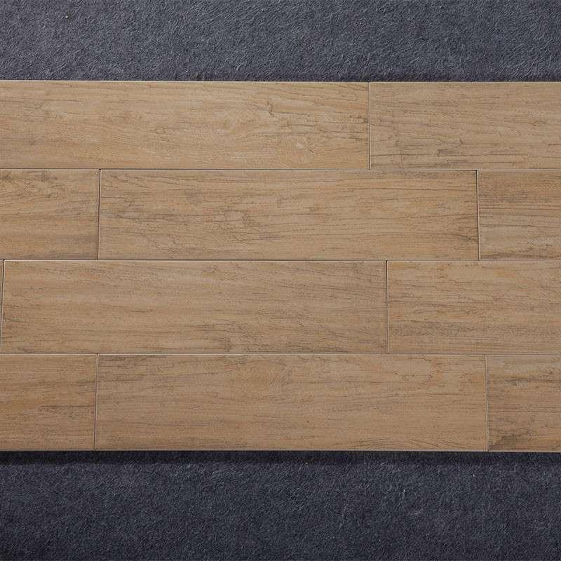 仿木纹砖卧室地砖防滑地板