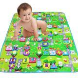 乐乐鱼 婴幼儿早教单面大富翁游戏图案爬行垫2.0m*1.80m