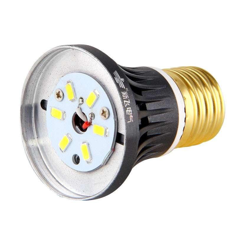 新飞led灯泡节能灯e27灯口led灯泡光源 灯具节能灯球泡大螺口吸顶灯