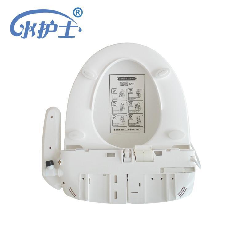 水护士洁身器智能电子马桶盖电动冲洗 座便卫洗丽wn-990电脑盖板