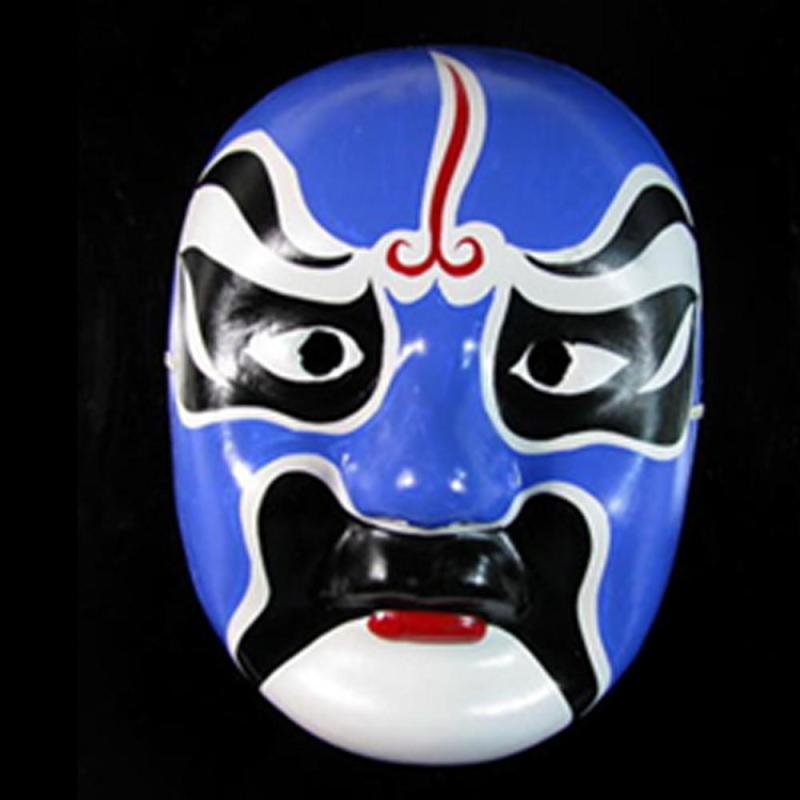 仕彩 手绘面具