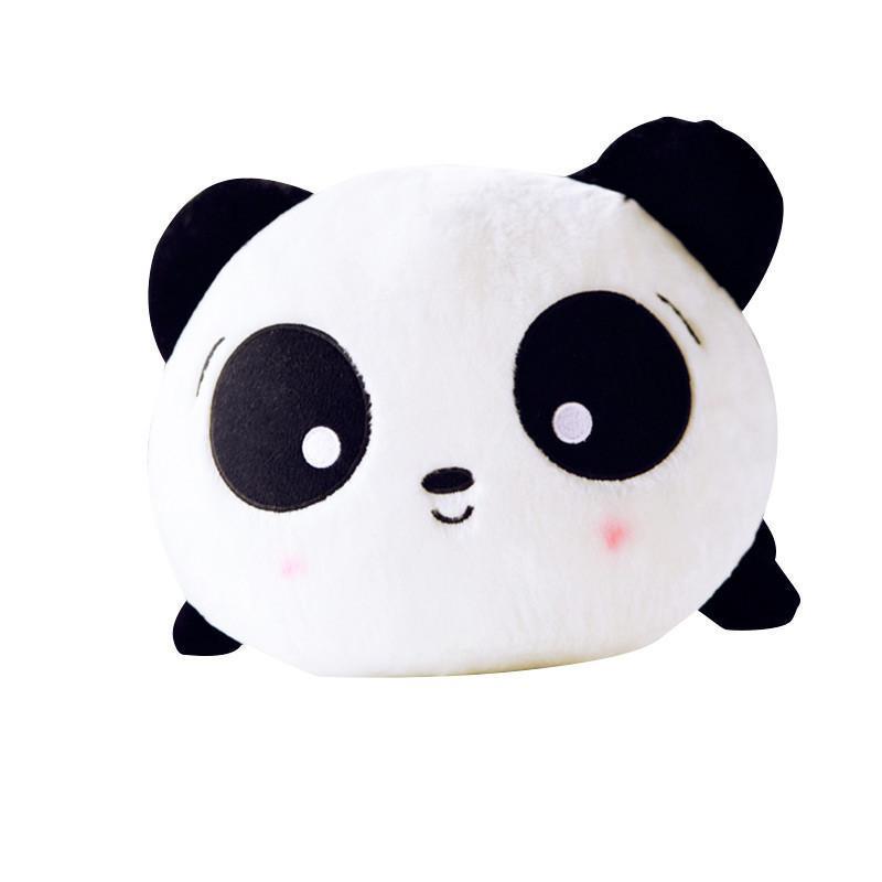可爱超大趴趴熊猫公仔熊毛绒