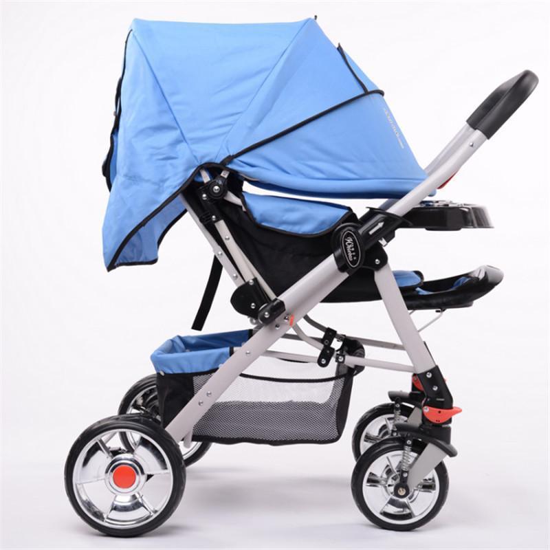 【亿海鑫诚母婴】高景观婴儿推车童车婴儿车折叠欧洲