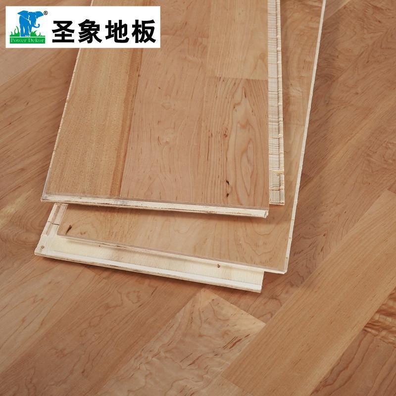 【圣象地板】圣象15mm康逸三层实木复合地板nk8325