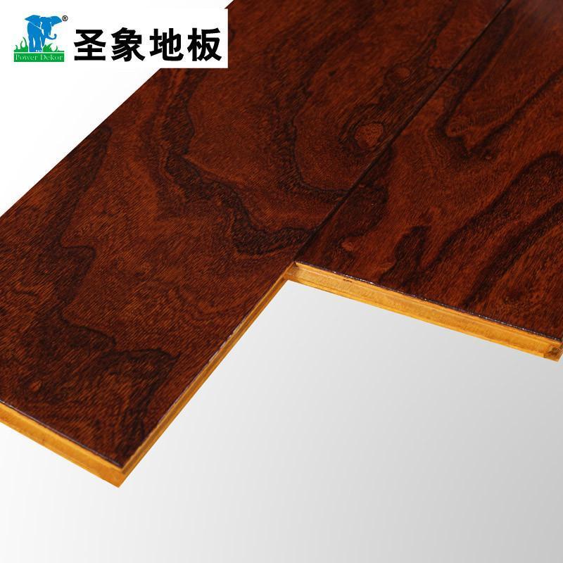 【圣象地板】圣象多层实木复合木地板榆木na2178榆巧