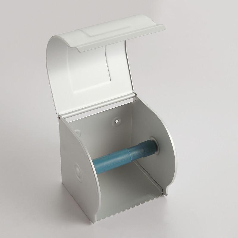 卷纸器太空铝纸架厕纸巾盒