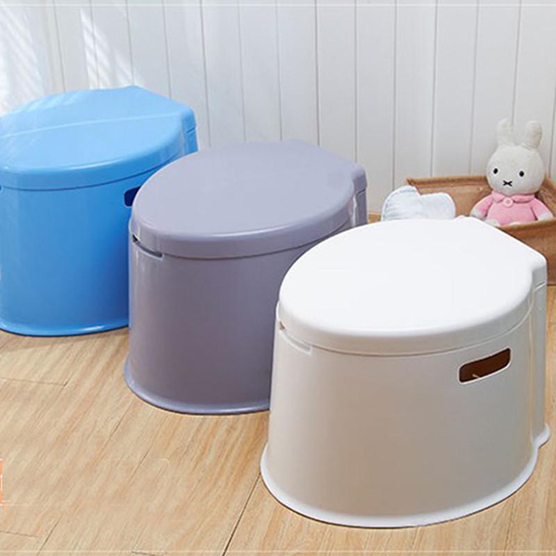 家用移动坐便器 老人儿童可移动马桶