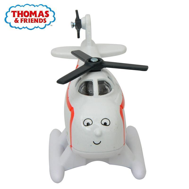 费雪正品 托马斯和朋友小火车 大型火车 直升飞机 磁性火车 r8858