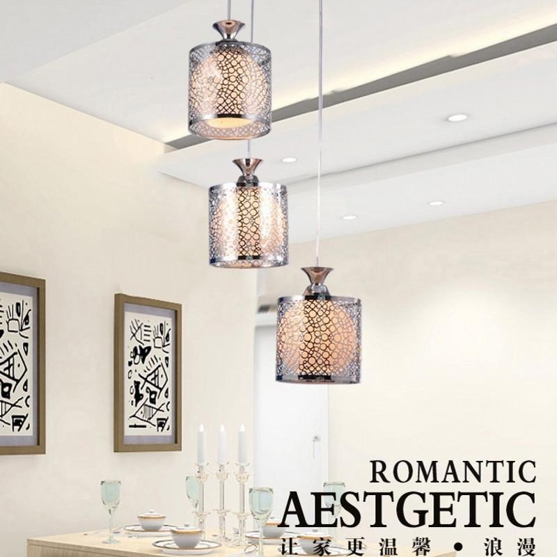 现代简约欧式风格餐吊灯餐厅灯