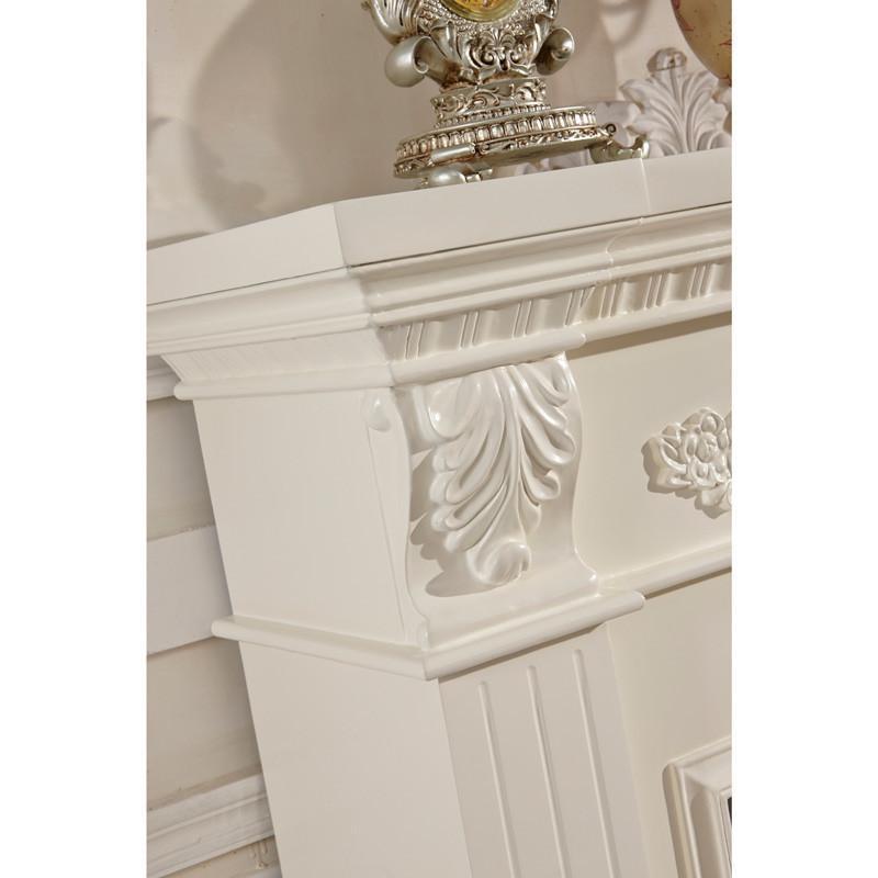 6米欧式壁炉装饰柜美式电视柜