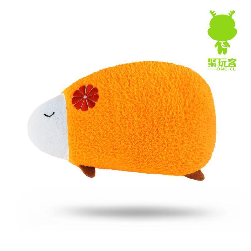 个性汽车头枕 遇见水果时尚可爱护颈靠枕
